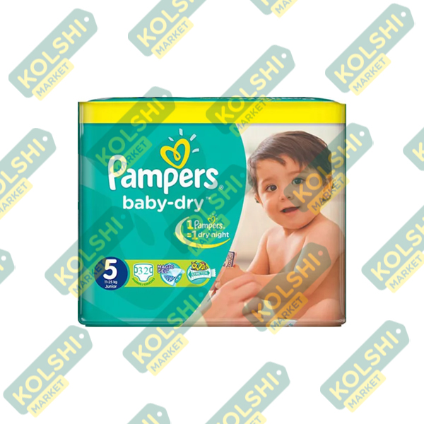 Couche Pampers N5 32P
