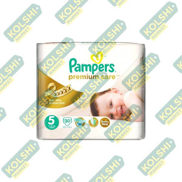 Couche Pampers Premium N5 30P