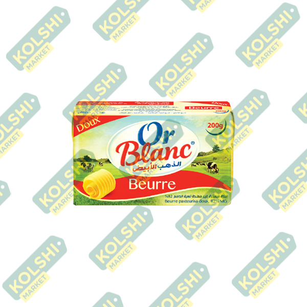Beurre Or Blanc 200g