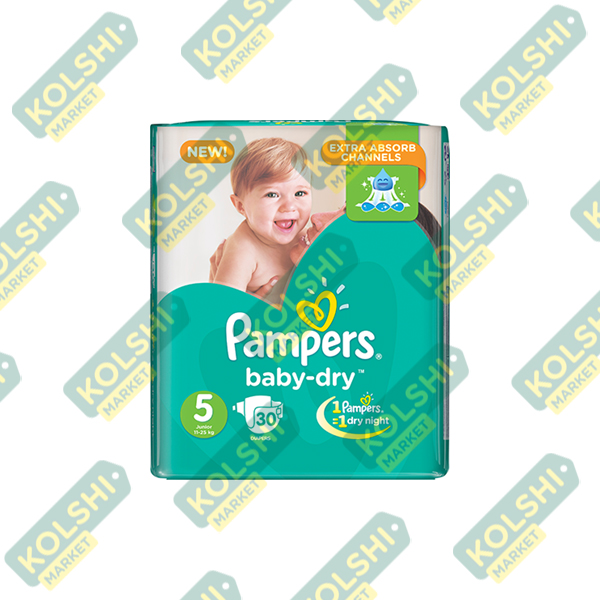 Couche Pampers N5 30P